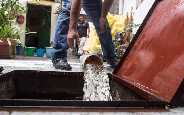 Aumentan respuesta ante corte de agua. FOTO: TERCERO DÍAZ/CUARTOSCURO.COM