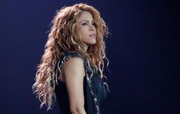 La cantante se encuentra en su gira mundial El Dorado. Foto: Instagram