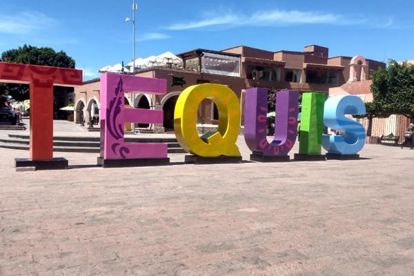 El Pueblo Mágico va por más turismo. FOTO: ESPECIAL