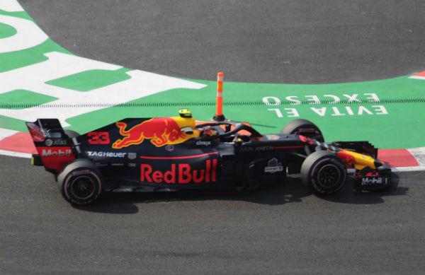 Max Verstappen y Daniel Ricciardo marcaron los tiempos más rápidos: 1'16'656 para el holandés, y 1'17'139 para el australiano Foto: Cortesía Javier Flores