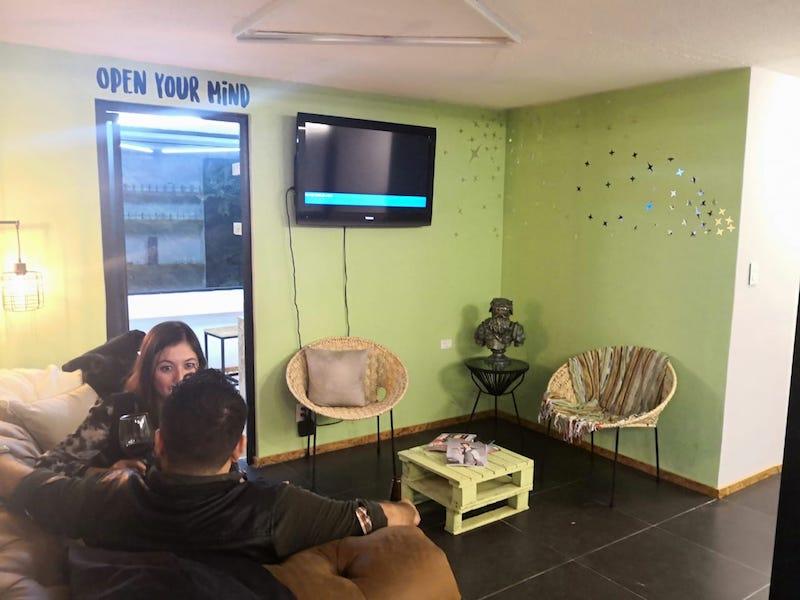 Clúster Colectivo abre sus puertas. Foto: Nancy Balderas.
