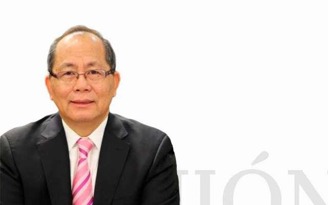 Qiu Xiaoqi  / Embajador de China en México /  El Heraldo de México