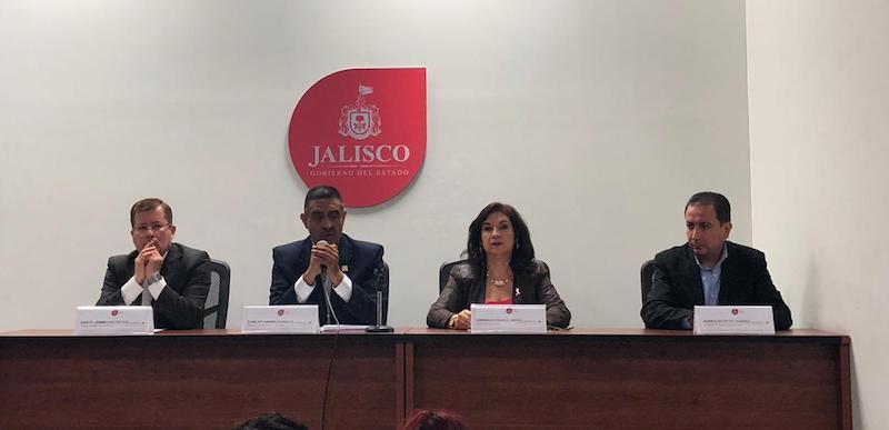 Gobierno de Jalisco culminará inhumación de cuerpos sin más plazos. Foto: Fátima Aguilar