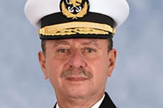 Ojeda Durán es originario de Xalapa, Veracruz e ingresó a la Heroica Escuela Naval Militar en 1969. Foto: Especial