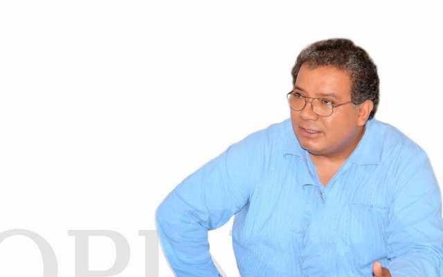 Amado Ríos Valdez: El Tren Maya, sólo una idea