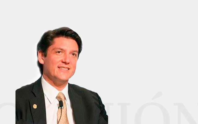 Agustín Barrios Gómez / El norteamericanista / Heraldo de México