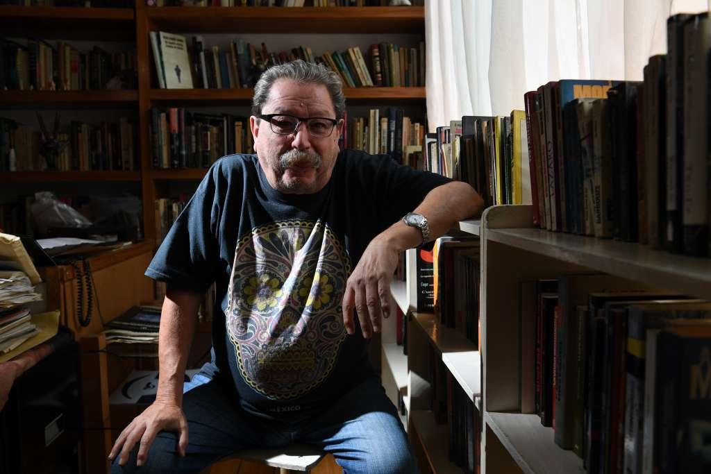 INVITACIÓN. El autor no ha confirmado si aceptará el cargo en la institución. Foto: BERNARDO CORONE