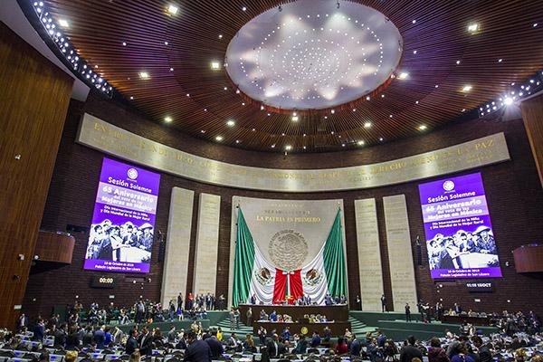 La despenalización del aborto entrará al debate legislativo en la Cámara de Diputados.  FOTO: NOTIMEX