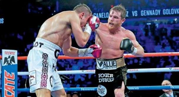 NUEVO RETO. El pugilista mexicano de 28 años tiene enfrente la pelea número 54 en 13 años de carrera. Foto: AP