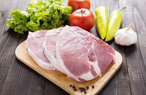 La preparación y los tipos de corte en la carne de cerdo puede ser igualmente magra a la de una pechuga de pollo. Foto: Especial