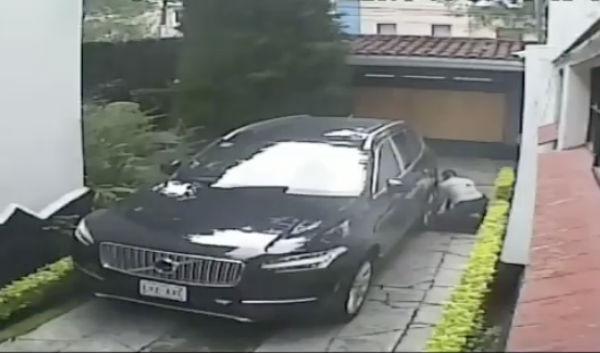 Aunque hay hipótesis de que se pudo tratar de un intento de robo, aún no hay nada confirmado Foto: Captura de video