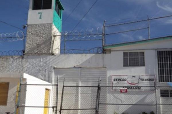 El preso que cumple una condena de siete años por la violación de una menor de edad. Foto: Especial