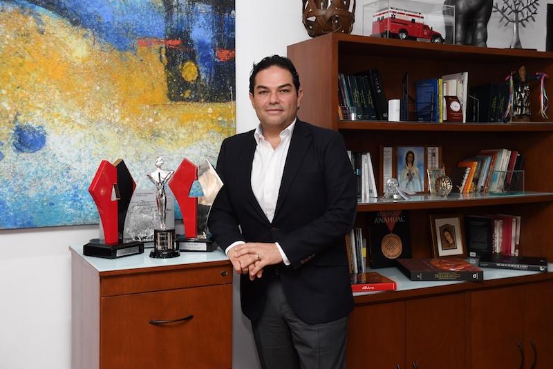 Vargas: Alcaldes requerimos 14% del PIB.  Foto: Pedro Salazar Solís. / Heraldo de México