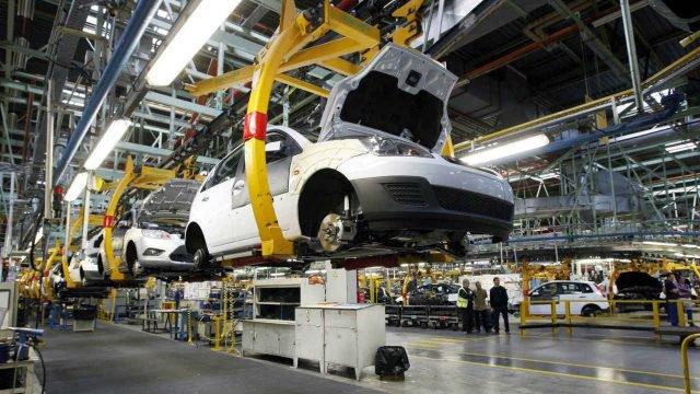 2.9 millones de autos se produjeron en México durante enero-septiembre. Foto: Especial