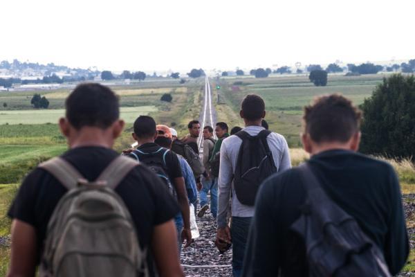 EU indicó que fortaleció lafrontera con México para mantener a los narcotraficantes fuera del país. Foto: Archivo | Cuartoscuro