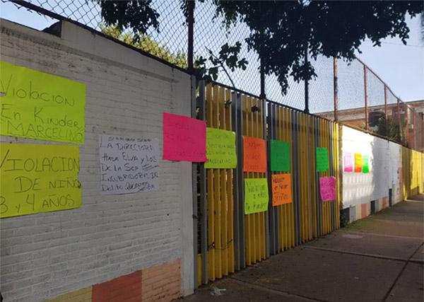 Hasta el momento se han presentado denuncias ante la Procuraduría de Justicia capitalina. FOTO: Lizeth Gómez