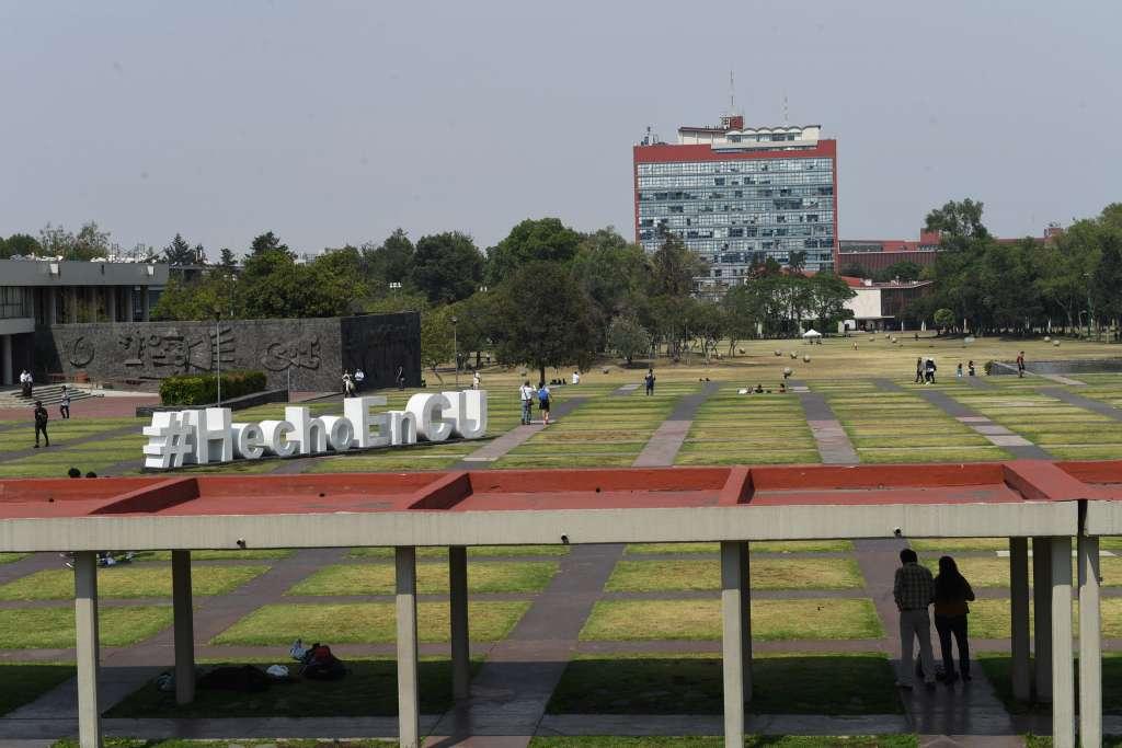 La Facultad de Contaduría y Administración de laUNAM atendió un caso de presunta agresión sexual