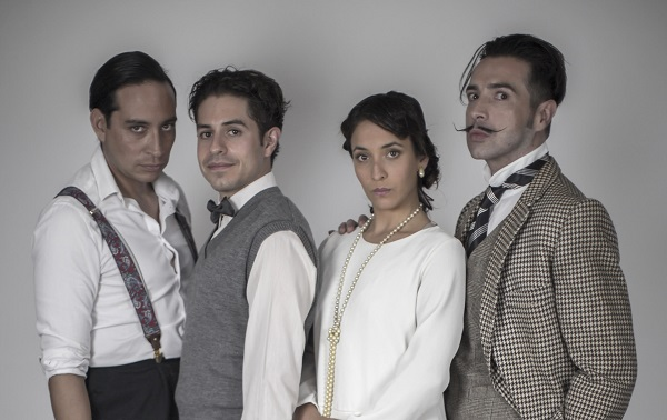 La obra se presentará el 7, 14, 21 y 28 de noviembre en el teatro Telón de Asfalto. Foto: Cortesía