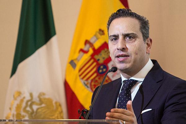 Moisés Kalach, jefe para las Negociaciones del TLCAN del Sector privado en México.  FOTO: CUARTOSCURO