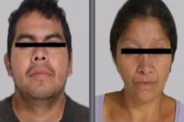 Fueron vinculados a proceso por violación a las leyes de inhumación y exhumación de cuerpos. FOTO: Fiscalía Edomex
