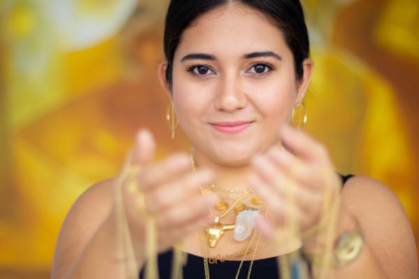 Tiene 29 años y es originaria de Campeche. FOTO: ESPECIAL