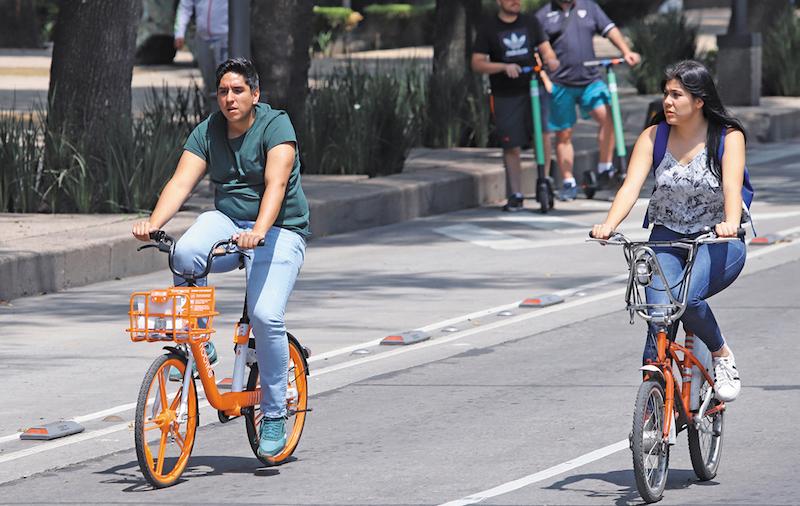 Próximo titular de Semovi revisará pros y contras de las apps de movilidad. Foto: Heraldo de México