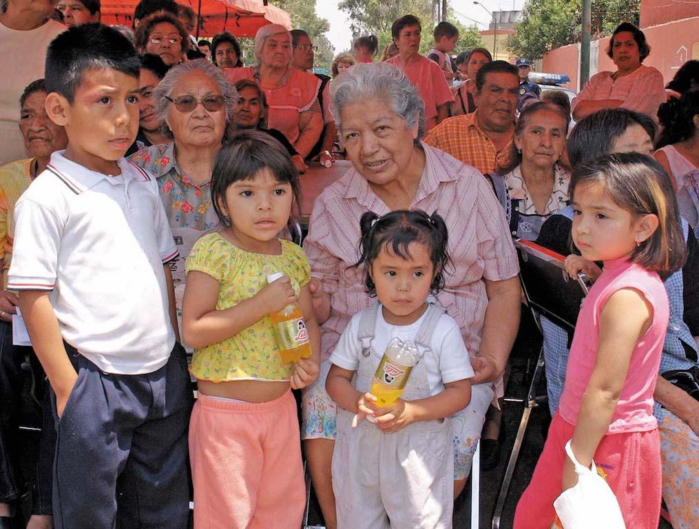 Los be- neficiarios tendrán además garantizado el acceso gratuito al sistema de Salud. Foto: Cuartoscuro.com