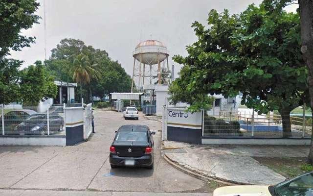 Delegados municipales acudieron a la planta potabilizadora de Villahermosa. Foto: Especial.