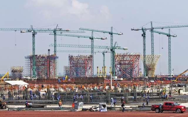 Municipios de la zona oriente del Estado de México registraron 50 mil nuevos puestos de trabajo en el IMSS. Foto: Notimex