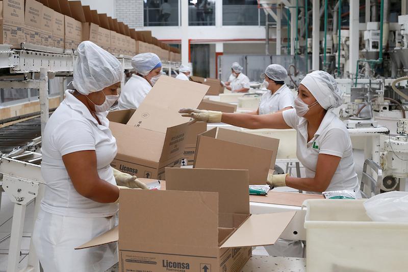 Destina Liconsa 30 mdp a centros. Foto: Especial