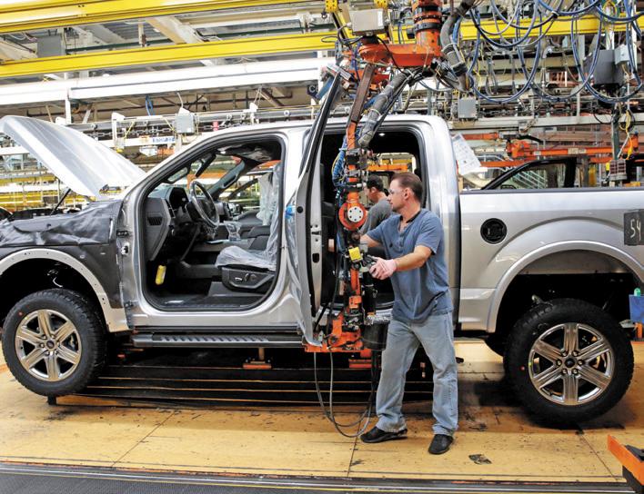El seguro salva la producción de las plantas que están en proceso de construcción. FOTO: REUTERS