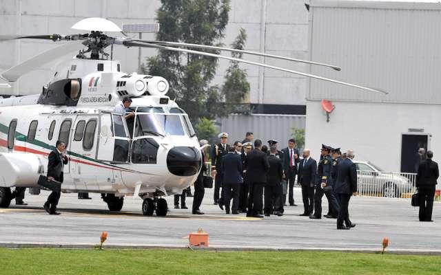 Ponen fin al Estado Mayor Presidencial. Foto: Pablo Salazar Solíz / El Heraldo de México