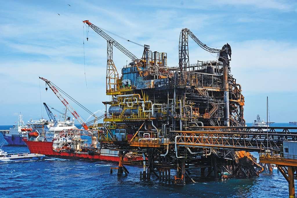 AMLO anunció que dará prioridad a las empresas mexicanas en las licitaciones petroleras. Foto: Cuartoscuro.com
