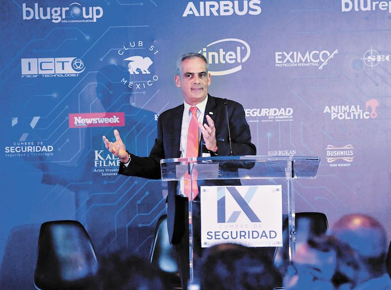 Preocupa daño de ciberataques. Embajador de Israel en nuestro país, Jonathan Peled. Foto: Heraldo de México.