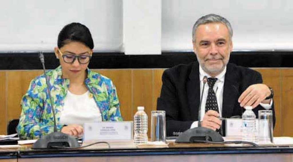 El legislador de Morena en San Lázaro reporta que ha detectado a gestores del Presupuesto que se utilizará el próximo año. Foto: Especial.