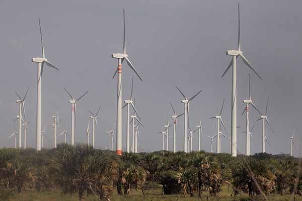 Oaxaca es uno de los estados con mayor explotación de energías renovables. FOTO: CUARTOSCURO