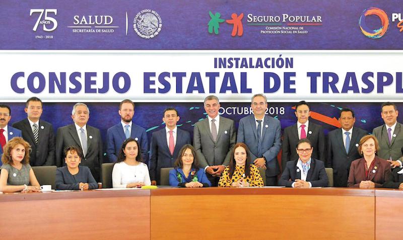 Puebla lidera transparencia. Foto: Especial.