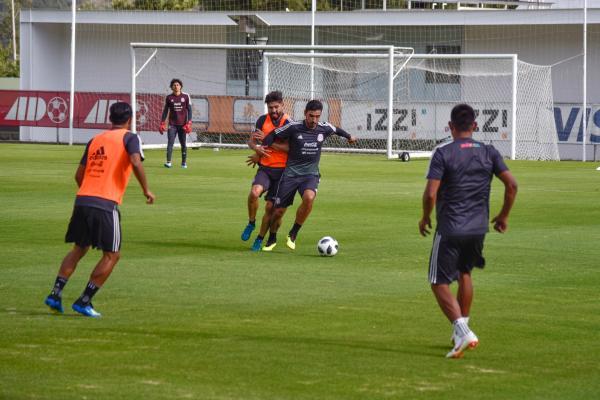 El Tuca contará con la base de sus 24 jugadores convocados. Foto: Archivo   Cuartoscuro