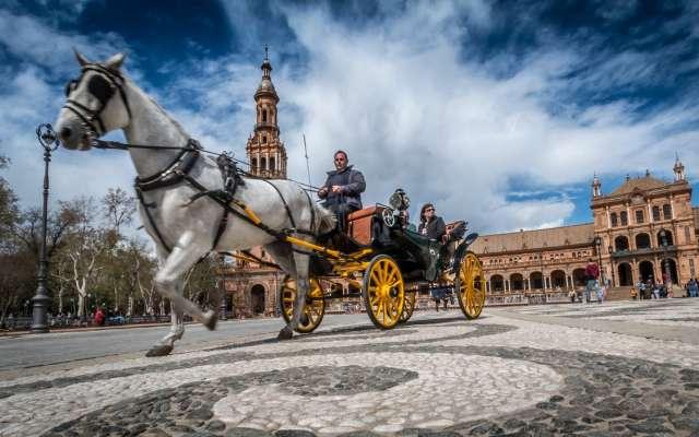 Vista de la ciudad de Sevilla, España. Foto: Especial.