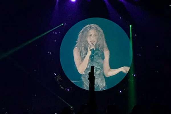 Shakira vuelve a México después de 7 años Foto: Patricia Villanueva