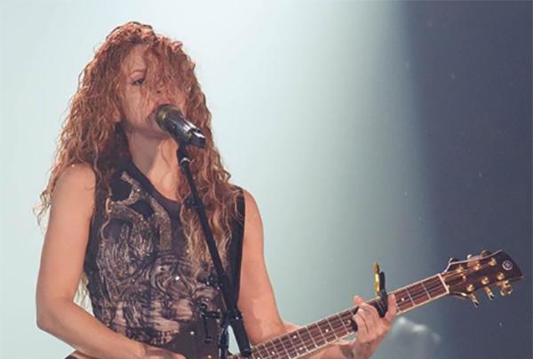 La cantante Shakira ha sido muy reservada con la información de sus papás y hermanos.  FOTO: INSTAGRAM