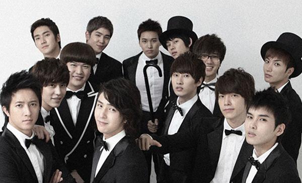 Super Junior es una boy band de Corea del Sur que fue formada en 2005 con 13 integrantes. FOTO: ESPECIAL