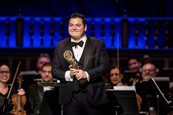 TALENTO MEXICANO. El tenor Galeano Salas tiene 10 años de trayectoria artística en escenarios europeos. Foto: Cortesía