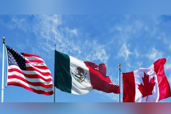 Explicó que moderniza las reglas de comercio internacional que tiene México, pero que mantiene las cadenas de abasto y competitividad. Foto: Especial