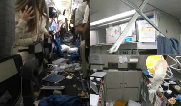 El vuelo AR1303 cubría la ruta desde Miami hacia Buenos Aires; el incidente ocurrió al atravesar cielo brasileño. Foto: Especial