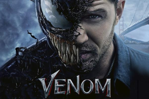 Vapuleada por las críticas, continuó atrayendo audiencias en su segundo fin de semana. Foto:@VenomMovie