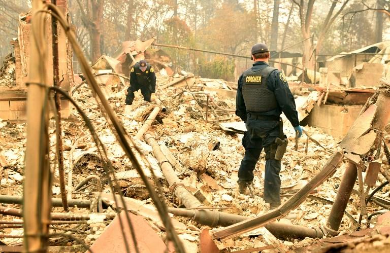 Los policías ya han logrado ubicar a más de 200 personas . FOTO: ARCHIVO/ AFP