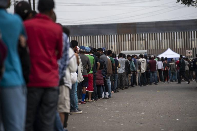 The Washington Post informó que Estados Unidos había alcanzado un acuerdo con México FOTO: AFP