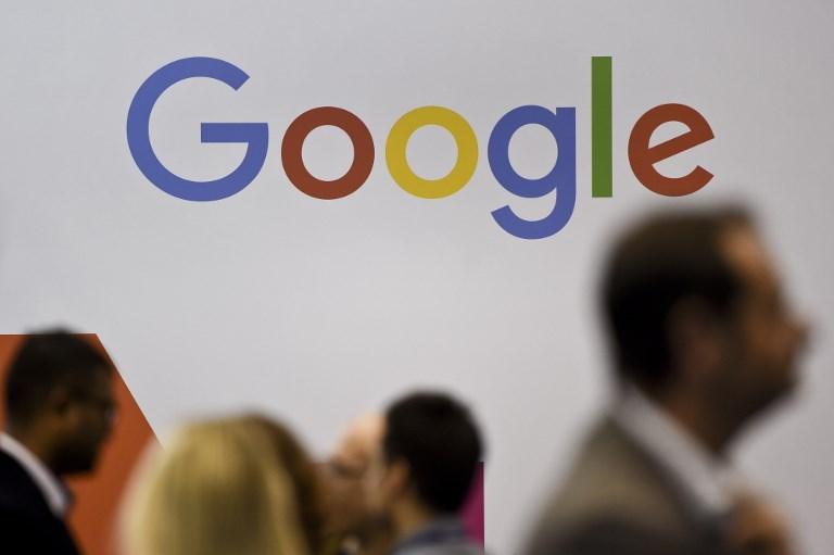 Siete grupos de consumidores europeos presentaron quejas contra Google ante los reguladores nacionales por rastrear de forma encubierta los movimientos de los usuarios en violación de una regulación de la UE sobre protección de datos. Foto: AFP
