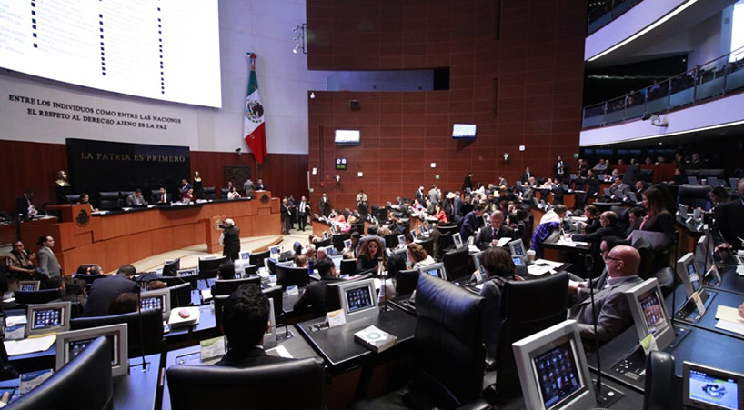 Senado aprueba Ley de Fiscalía General de la República. Foto: Senado de la República